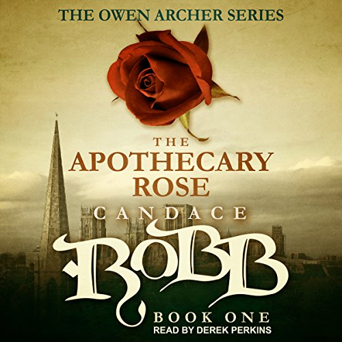 The Apothecary Rose  By  cover art