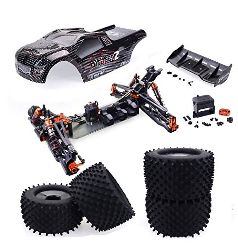 RC Auto kaufen Truggy Bild 6: FairOnly ZD Racing 9021-V3 1/8 2.4G 4WD 80km / h Brushless Rc Auto Full Scale Electric Truggy RTR Spielzeug Black vehicle RTR*