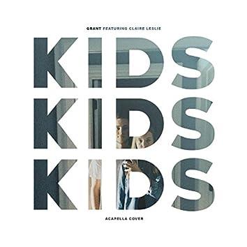 Kids (Acapella) [feat. Claire Leslie]