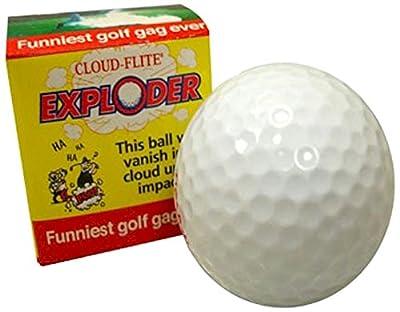 Exploder Golf Ball Pack