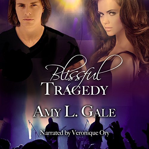 Blissful Tragedy audiobook cover art