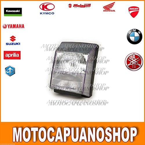 Koplamp achterlicht wit GEMMA wit wit VESPA PK 50 S 125