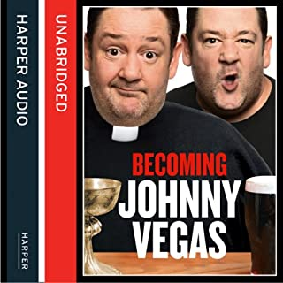 Becoming Johnny Vegas cover art