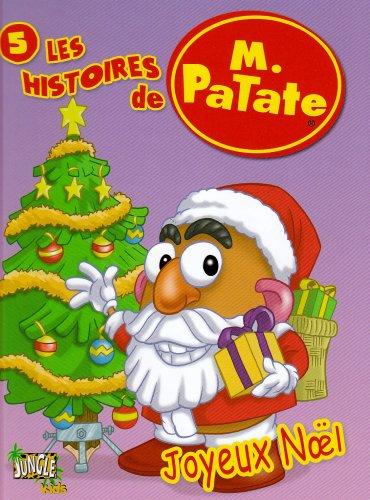Les histoires de M. Patate, Tome 5 : Joyeux Noël