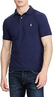 Ralph Lauren Polo Shirt Men's Classic Fit Short Sleeve