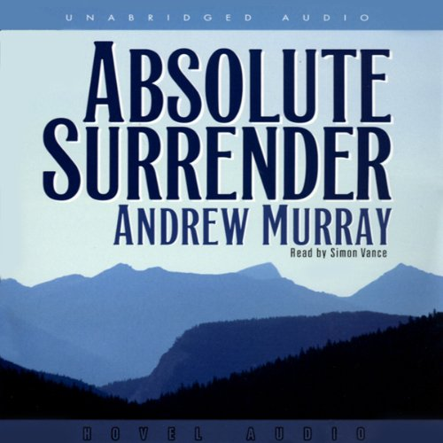 Absolute Surrender  Audiolibri