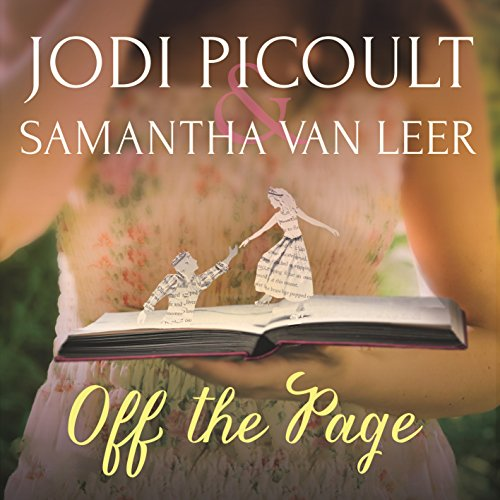 Off the Page audiobook cover art