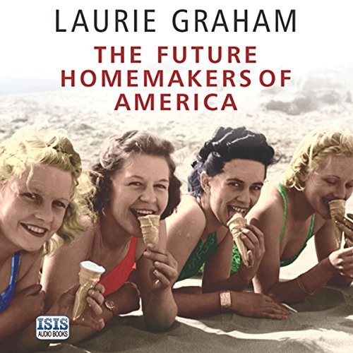 The Future Homemakers of America audiobook cover art