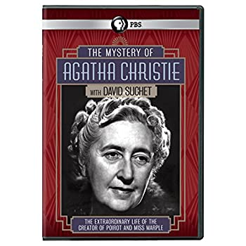 DVD The Mystery of Agatha Christie with David Suchet Book