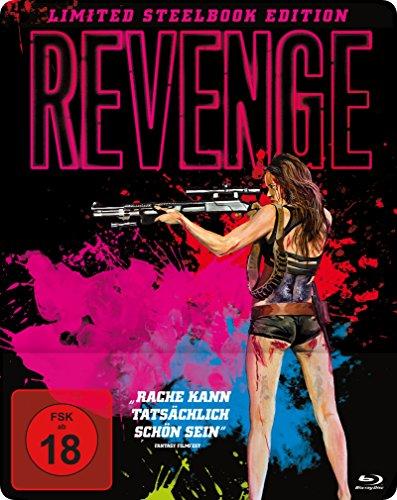 Revenge - Steelbook