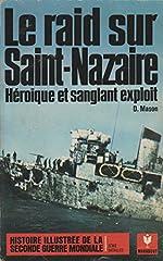 Le raid sur Saint-Nazaire de Mason David