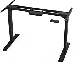 AIMEZO Electric Stand Up Desk Frame w/Dual Motor 50.8