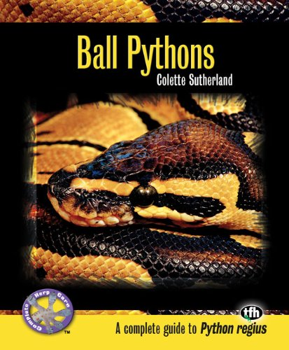 Ball Pythons (Complete Herp Care) (English Edition)