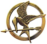 Orion Creations Hunger Games Bronce Mockingjay Broche