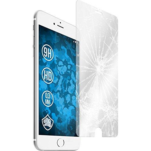 PhoneNatic 1 x Pellicola Protettiva Vetro Temperato Trasparente Compatibile con Apple iPhone 6 Plus / 6s Plus Pellicole Protettive
