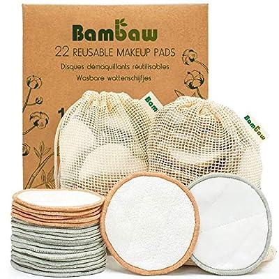 Bambaw Discos Desmaquillantes Reutilizables