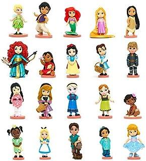 Disney Animators' Collection - Juego de figuras decorativas (20 unidades)