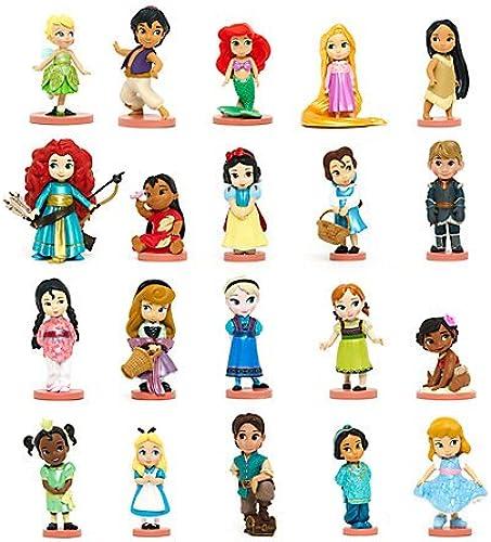 Disney Sammelfiguren-Set Animators' Collection, 20 guren im Set