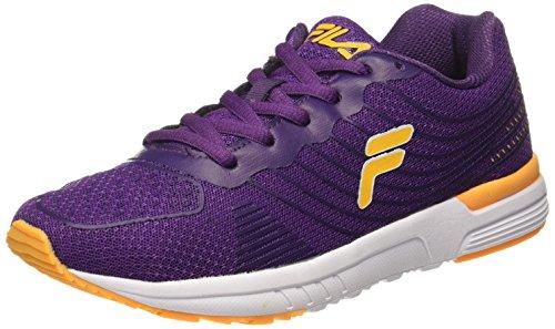 Fila Women's Eden Dark Purple Sneakers