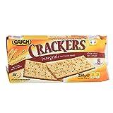 Crich crackers integrali in confezione da 250 grammi (1000046714)