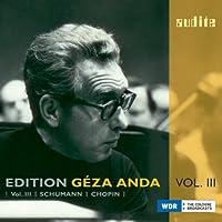 Schumann / Chopin: Edition Geza Anda, Vol. 3