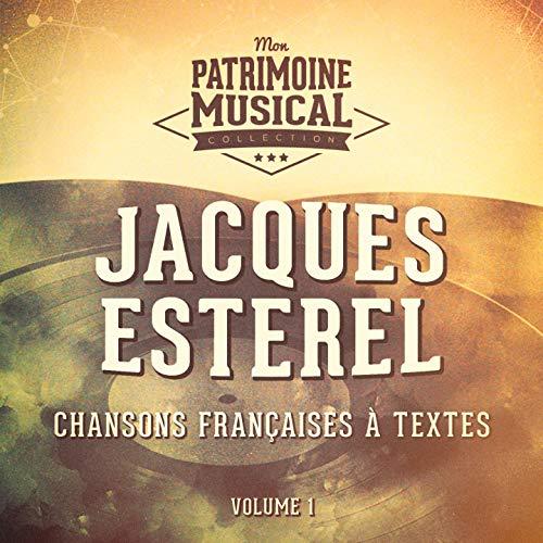 Chansons françaises à textes : Jacques Esterel, vol. 1