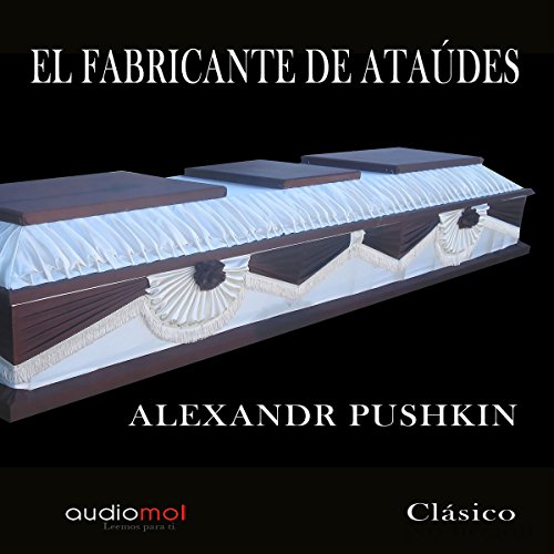 El fabricante de ataúdes [The Coffin Maker] audiobook cover art
