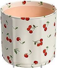 Vouwbad, Draagbare Tub, Geschikt voor Volwassenen, met Accessoires, Comfortabel en Handig, 3 Kleuren