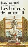 Les Horreurs de l'amour, tome 2 - Gallimard - 24/04/1980