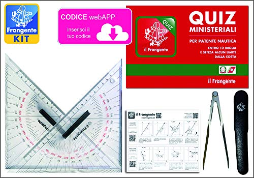 Der Frangente Web App Quiz MINISTERIALI mit CARTEGGIO Set - STR 18