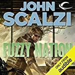 Page de couverture de Fuzzy Nation