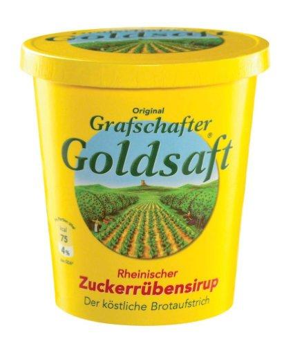 Grafschafter Original Grafschafter Goldsaft Brotaufstrich Rheinischer Zuckerrübensirup - 1 x 450 g