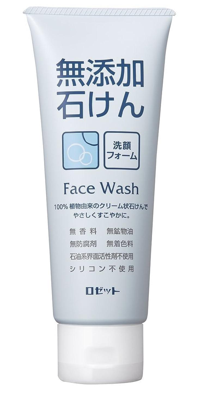 どのくらいの頻度で浪費下線ロゼット 無添加石けん 洗顔フォーム 140g