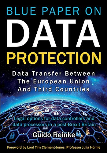 Data Transfer between the European Union and third countries: Legal options for data controllers and data processors in a post-Brexit Britain (Professional, Band 2)