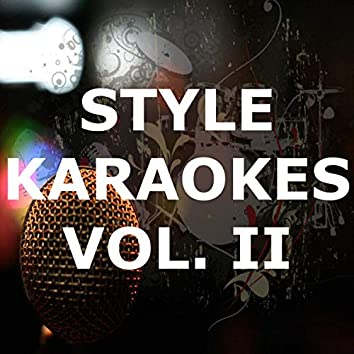 Styles Karaokes (Instrumental) (Vol. 2)
