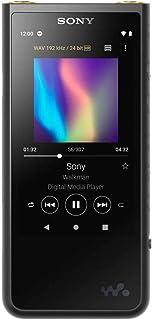 Sony 索尼 Walkman 64GB ZX系列 NW-ZX507 : 支持高分辨率设计 / MP3播放器 / 搭载蓝牙/搭载android/microSD对应 触摸屏 最长可连续播放20小时 360 Reality Audio播放款 黑色 ...