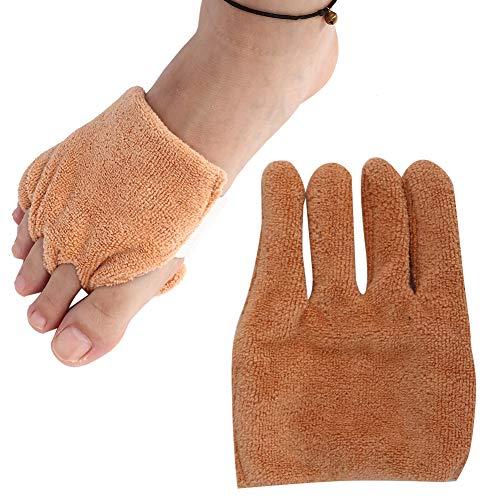 Brrnoo Séparateur d'orteils, 2 Couleurs Oreiller de Correction d'orteil correcteur d'oignon Confortable et Respirant pour aîné(#2)