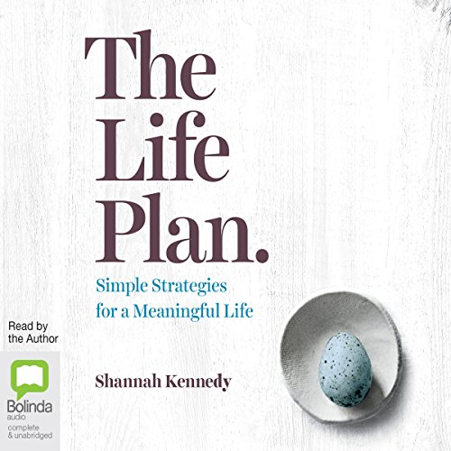 The Life Plan audiobook cover art