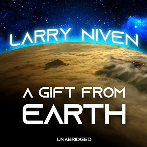 A Gift from Earth audiobook cover art