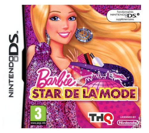 Barbie Star de la mode [Importación francesa]
