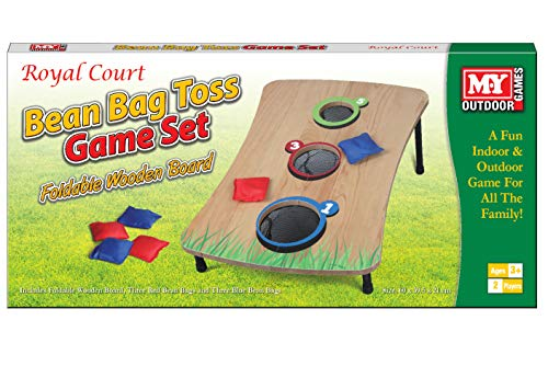 Bean Bag Toss Game S