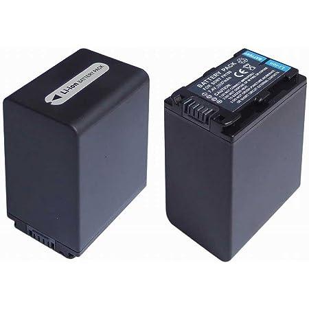 単品』 残量表示付』ソニー NP-FH100 互換 バッテリー Sony DCR-HC46 DCR-HC96 DCR-HC41 等対応 等対応