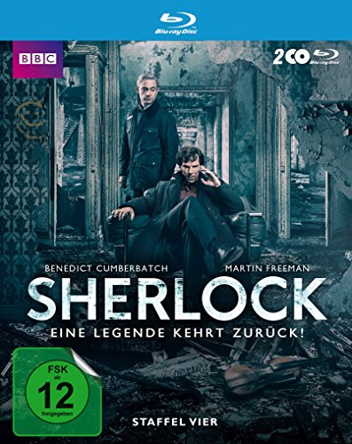 Staffel 4 (Limited Edition) (exklusiv bei Amazon.de) [Blu-ray]