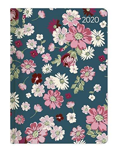 Agenda Settimanale 2020 Ladytimer 'Flower Love' 10.7x15.2 cm