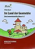 Im Land der Geometrie (PR): Grundschule, Mathematik, Klasse 1-2 - Kopiervorlagen, Schnellhefter