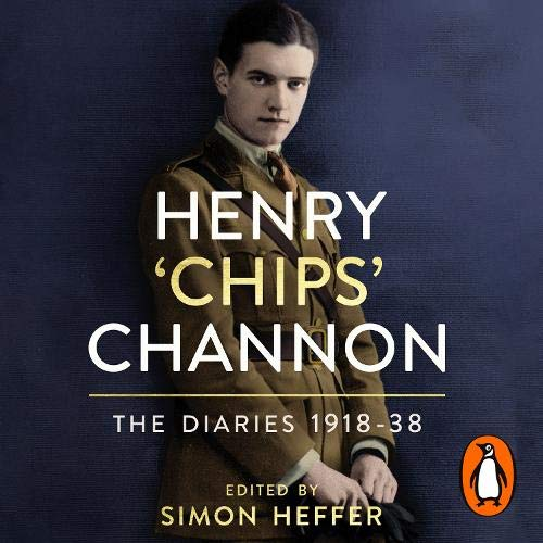 Henry 'Chips' Channon: The Diaries (Volume 1) cover art