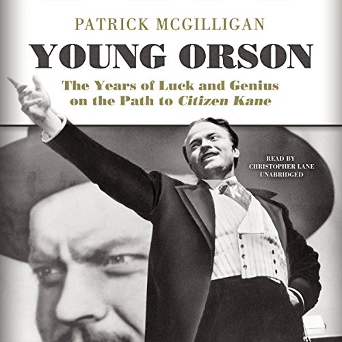 Young Orson audiobook cover art