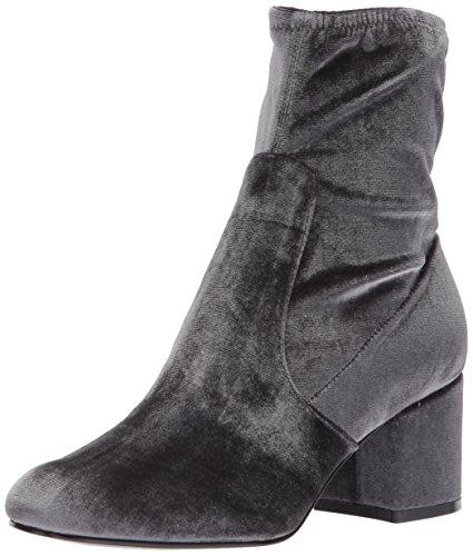 Ivanka Trump Women's Presli Ankle Boot, gray, 9 Medium US
