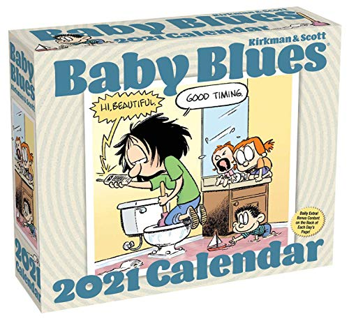 Baby Blues 2021 Day-to-Day Calendarの詳細を見る