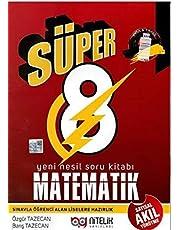 Nitelik 8. Sınıf Yeni Nesil Matematik Soru Kitabı